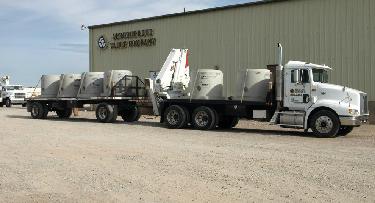 Albuquerque Vault Precast Concrete Manufacturer