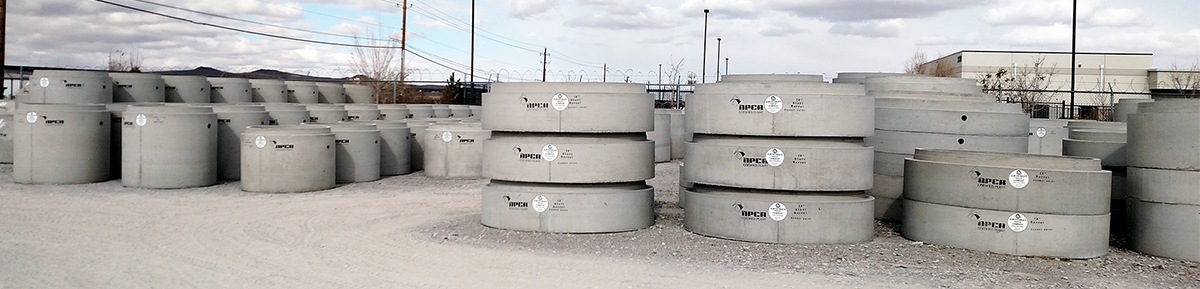 Precast Concrete Supplier Albuquerque NM Manholes Storm
