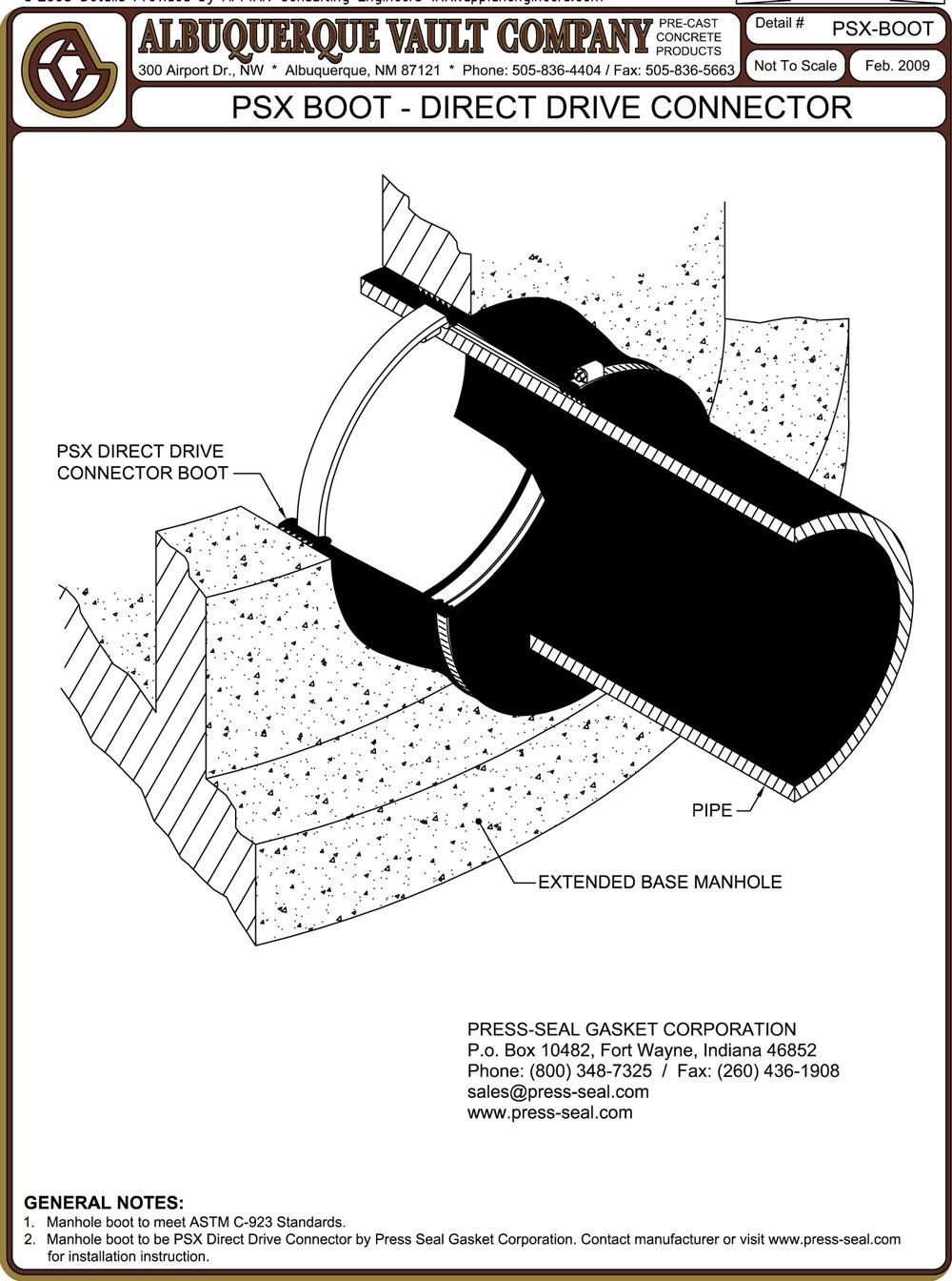 Manholes Precast Concrete Supplier Albuquerque Nm